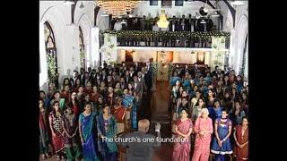 The Church's One Foundation - 250 Voice Mass Choir - Classic Hymns Album Blessed Assurance