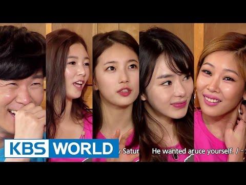 Happy Together - Suzy Jessi Seo Woo & more 0423