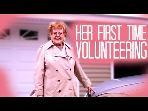 Volunteering With My Grandma (Meals On Wheels)