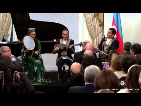 The concert devoted to the life and creativity of Nizami Ganjavi in Paris