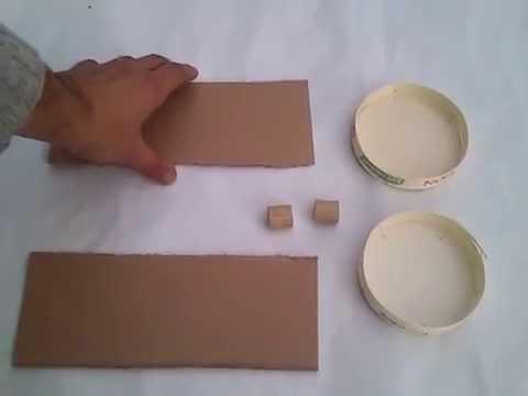 Fabrication d 39 une balance rudimentaire pour la classe - Fabriquer une cuisine enfant ...