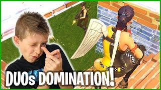 DUOs Adventure - Trying to Dominate!