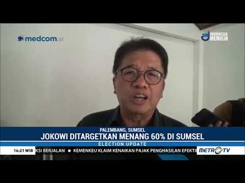 Syahrial Oesman Jabat Ketua TKD Jokowi-Ma'ruf di Sumsel Mp3