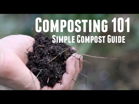 How To Make a Compost Bin and How to Compost Inexpensive & Easy