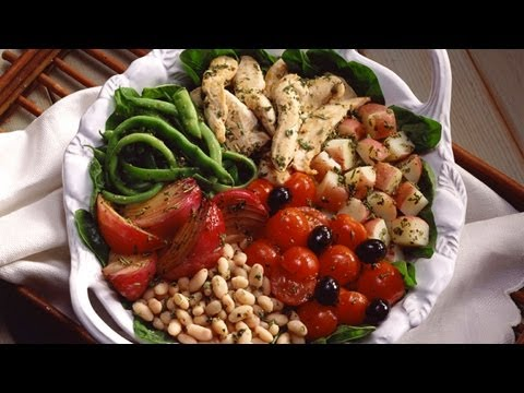 How to Make a Nicoise Salad | P. Allen Smith Cooking Classics