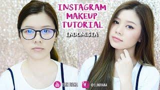 INSTAGRAM MAKEUP TUTORIAL - INDONESIA