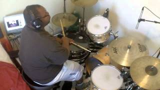 Shirley Caesar - God Will Make A Way (Drum Cover)