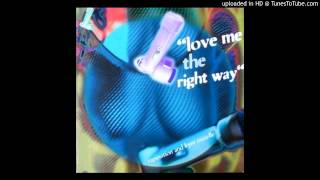 "Rapination & Kym Mazelle~Love Me The Right Way [The Real Rapino 12"" Mix]"