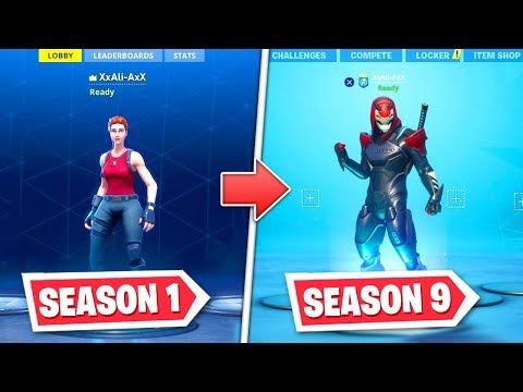 the TRUTH about OG Fortnite players... (WILL SHOCK YOU)