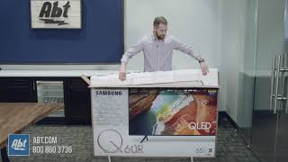 Unboxing The Samsung Q60R QLED…