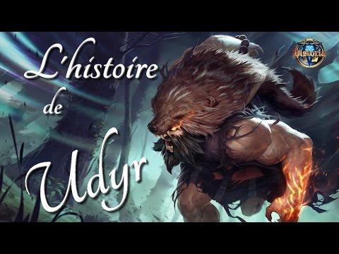 L'histoire de Udyr, gardien des esprits - League of Legends