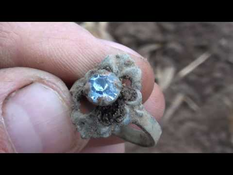 Metal detecting Lithuania 2016-09-01