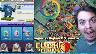 New Update!! SUPER P.E.K.K.A OPENING Clash of Clans