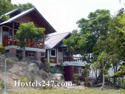 Koh Phangan Hostels Video From Hostels247.com-Phangan Utopia Resort