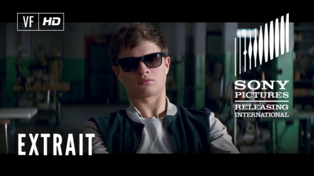 Baby Driver - Extrait - That's my Baby - VF