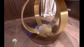 Инженерная доска Coswick Французская ёлка Дуб Молочный шоколад(, 2015-12-20T08:48:08.000Z)
