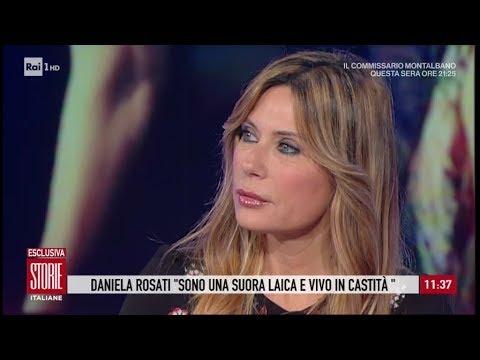 """Beatrice Bocci: """"Con Mio Marito Alessandro Greco Tre Anni Di Castità"""" - Storie Italiane  11/11/2019"""