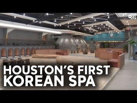 Houston's First Traditional Korean Spa Now Open In Northwest Houston