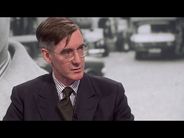 Jacob Rees-Mogg, The Most Dangerous Man In The UK - Probably, Who Knows