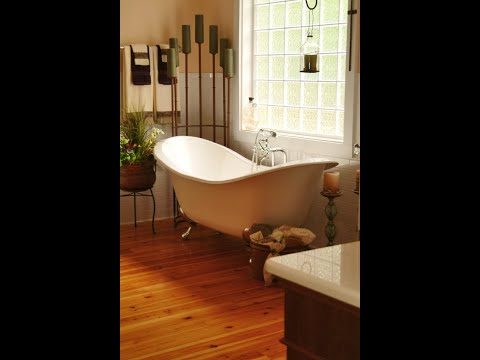 Clawfoot Tub Bathroom Remodeling Ideas & Pictures