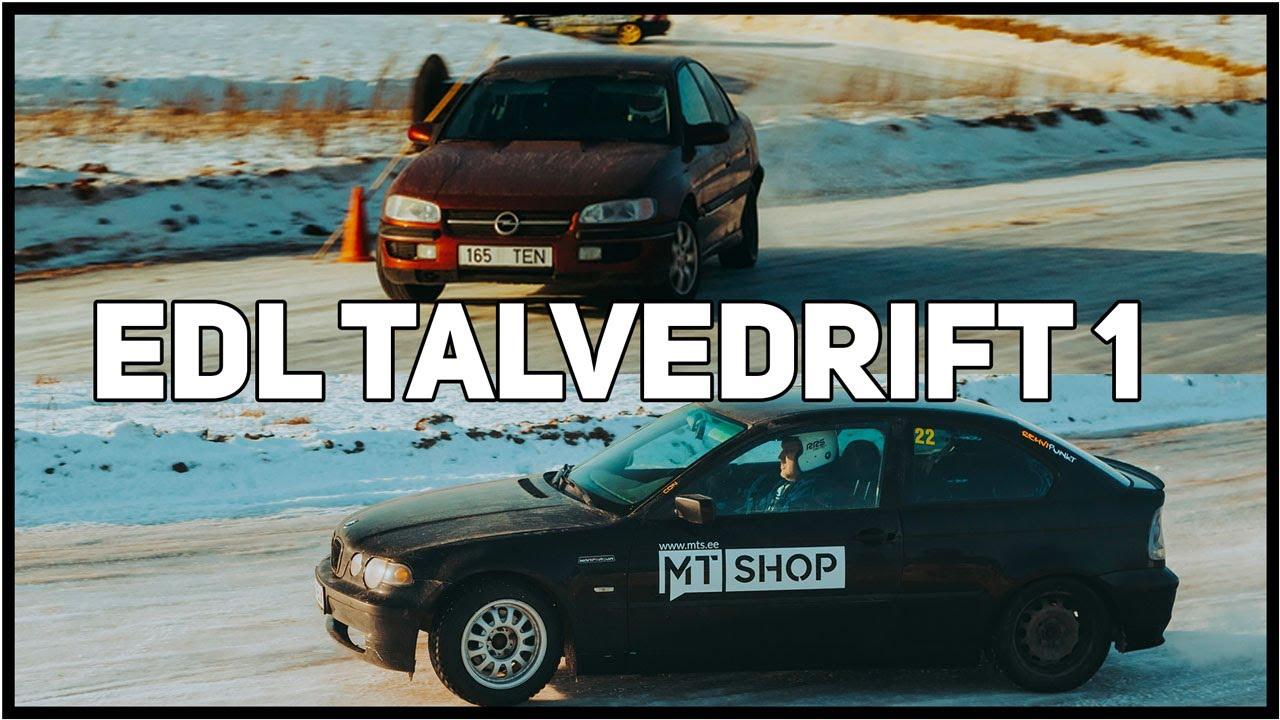 EDL TalveDrift 1 etapp Oras Luke Rallipargis & külas käik Suviperformancel
