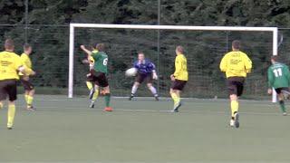 Heerjansdam A1: Alle 39 doelpunten + 14 x paal / lat 1e seizoenshelft 2014 - 2015