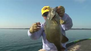 Lake Huron Z Boss 10 and Fish Monkey 5