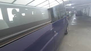 Ford Tourneo Connect 2002