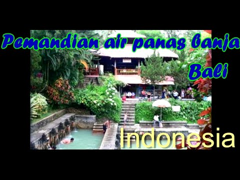 Wisata Indonesia : PEMANDIAN AIR PANAS BANJAR BULELENG, Bali