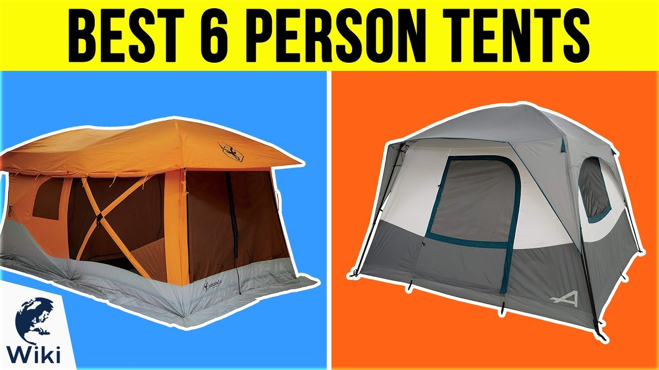 Best 6 Person Tent 2020 10 Best 6 Person Tents 2019   YouTube