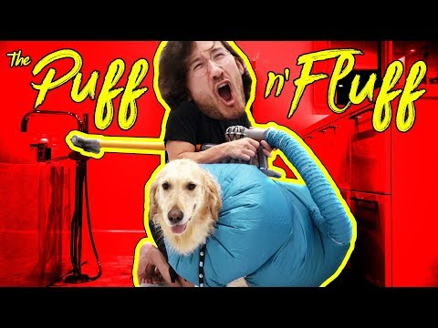 the PUFF n' FLUFF
