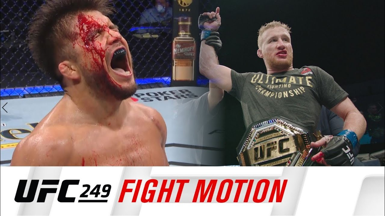 Download UFC 249: Fight Motion