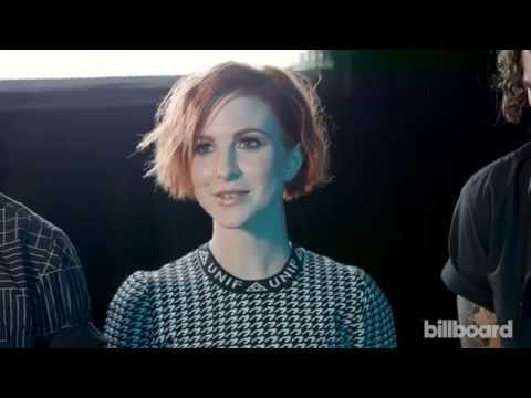 Paramore Talks New Band Direction & Fall Out Boy Tour