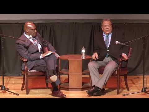 Ambassador Andrew Young, Think Globally-Act Locally - Texas A&M University-Commerce