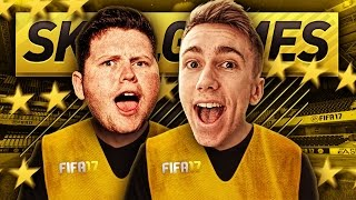 FIFA 17 2 PLAYER SKILL GAMES!!(Ethan: https://www.youtube.com/user/Behzinga HUGE THANKS TO EA FOR INVITING ME TO THE #FIFA17CaptureEvent Second Channel: ..., 2016-09-14T17:00:00.000Z)