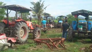 Tractor Batas Tempek (Plastering Machine)