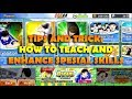 Cara Serta Syarat Teach Dan Enhance Spesial Skills - Captain Tsubasa Dream Team Tips And Trick
