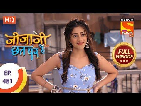 Jijaji Chhat Per Hai - Ep 481 - Full Episode - 14th November, 2019