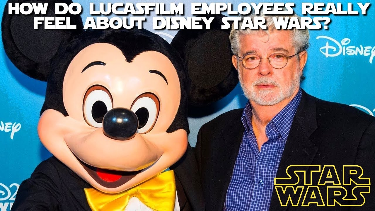 Former Lucasfilm Employee gives us a glimpse behind the scenes