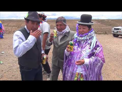 Carnaval en Visviri 2018 Comuna General Lagos Arica,Chile