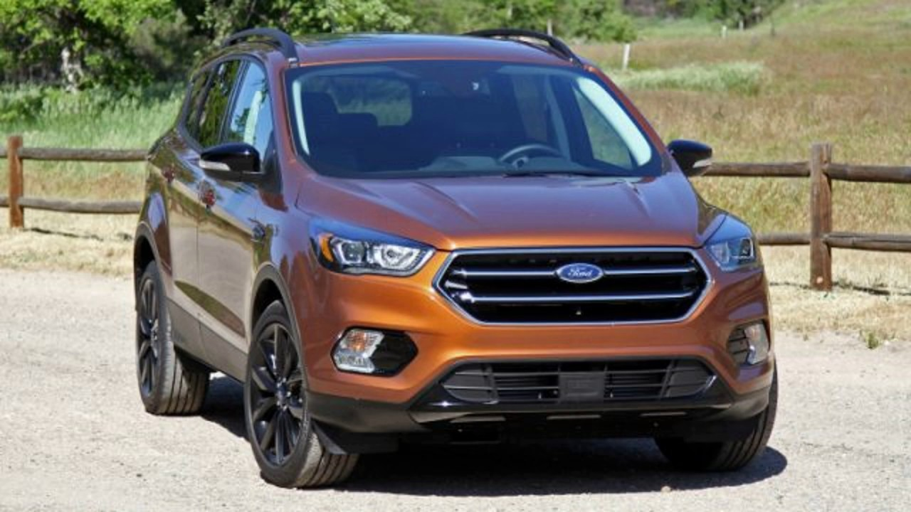 2018 ford suv. delighful ford 2018 ford escape interior and exterior to ford suv