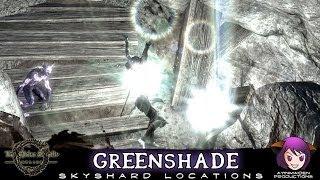 ★ Elder Scrolls Online ★ - Skyshards @ Greenshade