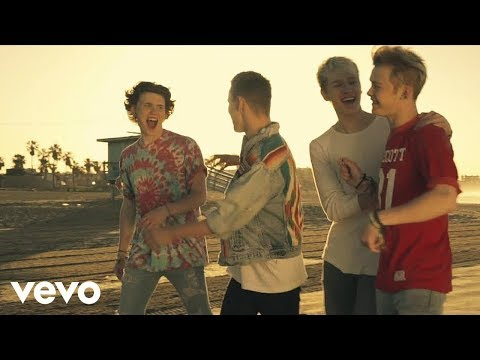 The Tide - Young Love (Official Music Video)