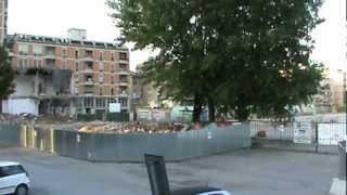 Città di VENEZIA: Alberi abbattuti per il nuovo progetto nell