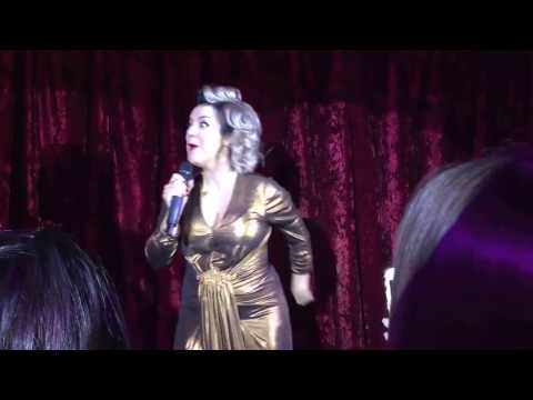 Sheridan Smith sings Don't Rain on My Parade at Bunga Bunga
