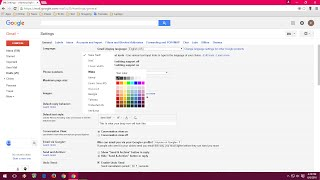 How to Change Gmail Font Size, Font Style & Color