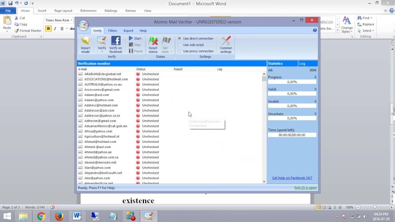 atomic email hunter registration keygen