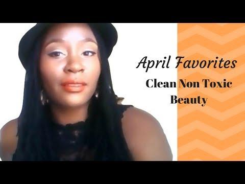 GREEN BEAUTY FAVORITES APRIL | Eco Beauty + Organic Skin Care | ZuZuNatural