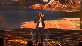Vino Alan - I'm Proud To Be An American - X Factor USA 2012 - Live Show 4