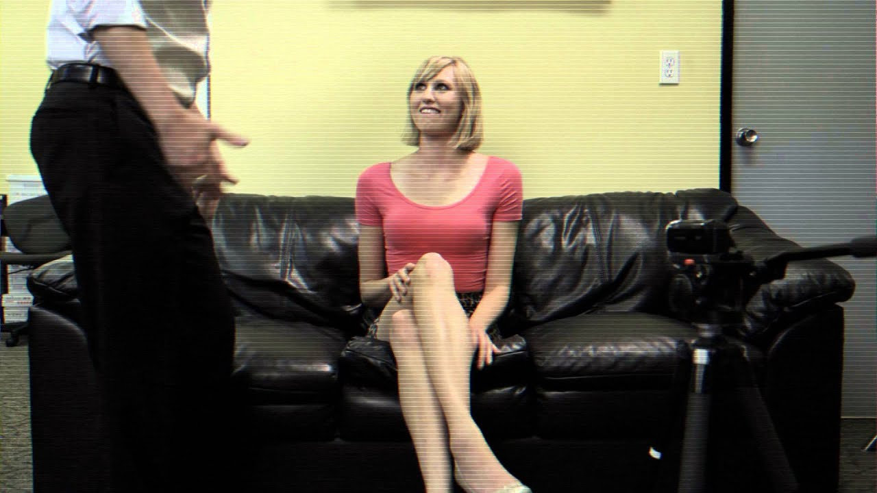 hot blonde desperate actress (trishna brown) - casting couch - youtube